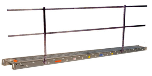 Extension Walk Boards : Aluminum stages planks archives west coast ladders